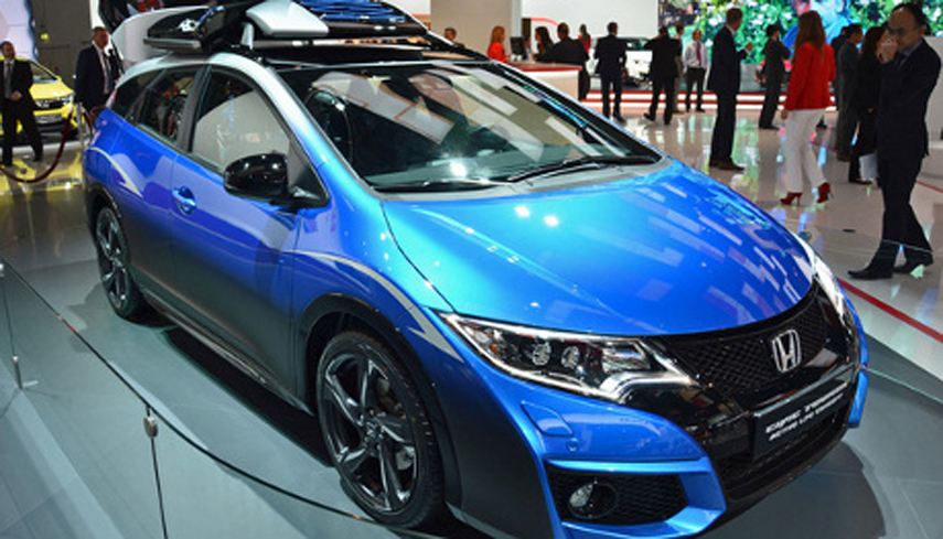 Honda Resmi Kenalkan Civic Tourer Active Life Concept